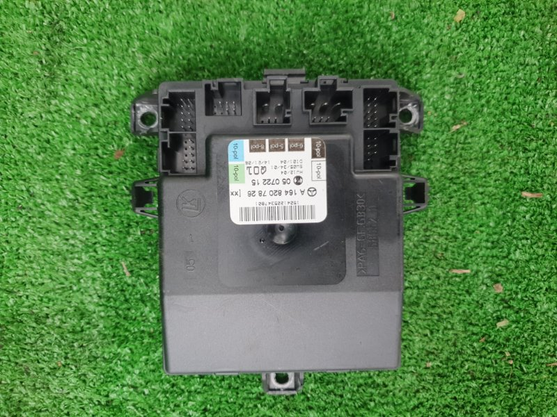 Блок управления комфортом Mercedes Benz 164.186 Ml350 4Matic W164.186 M272E35 2006 передний правый