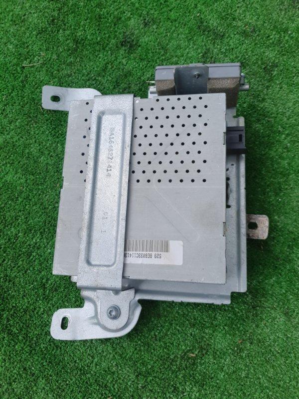 Усилитель аудиосистемы Mercedes Benz 164.186 Ml350 4Matic W164.186 M272E35 2006