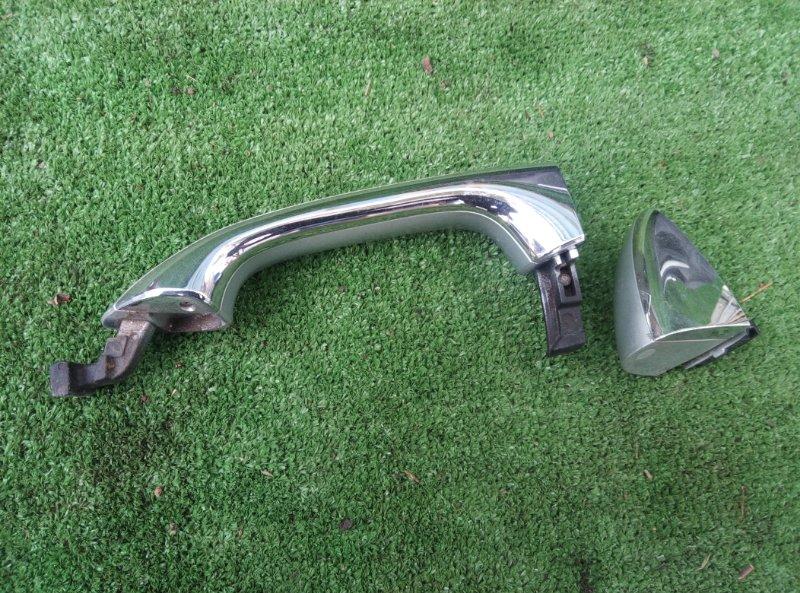 Ручка двери внешняя Mercedes Benz 164.186 Ml350 4Matic W164.186 M272E35 2006 задняя правая