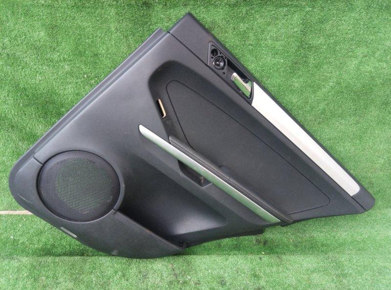 Обшивка двери Mercedes Benz 164.186 Ml350 4Matic W164.186 M272E35 2006 задняя правая