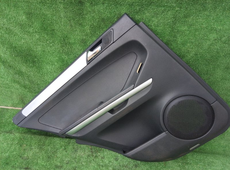 Обшивка двери Mercedes Benz 164.186 Ml350 4Matic W164.186 M272E35 2006 задняя левая