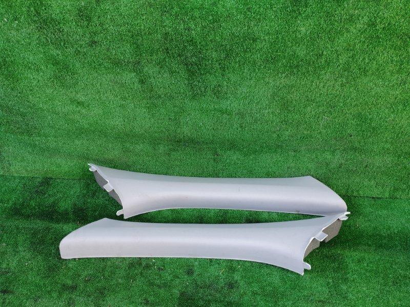 Пластик стойки Mercedes Benz 164.186 Ml350 4Matic W164.186 M272E35 2006 передний