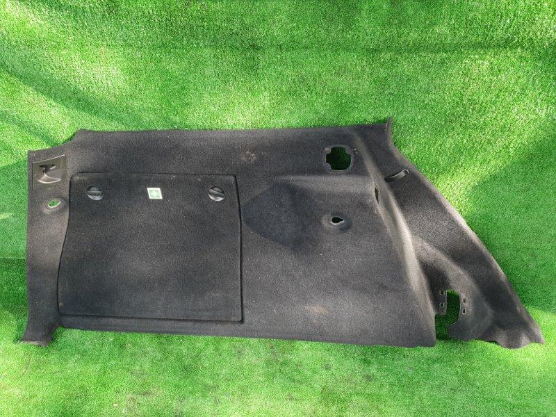 Обшивка багажника Mercedes Benz 164.186 Ml350 4Matic W164.186 M272E35 2006 левая
