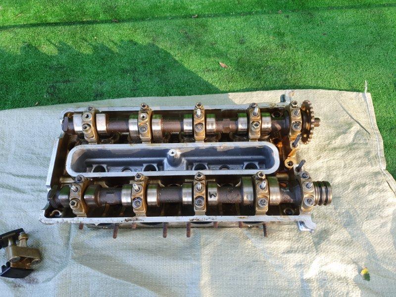 Головка блока цилиндров Bmw X5 E53 M62B44 2002 правая