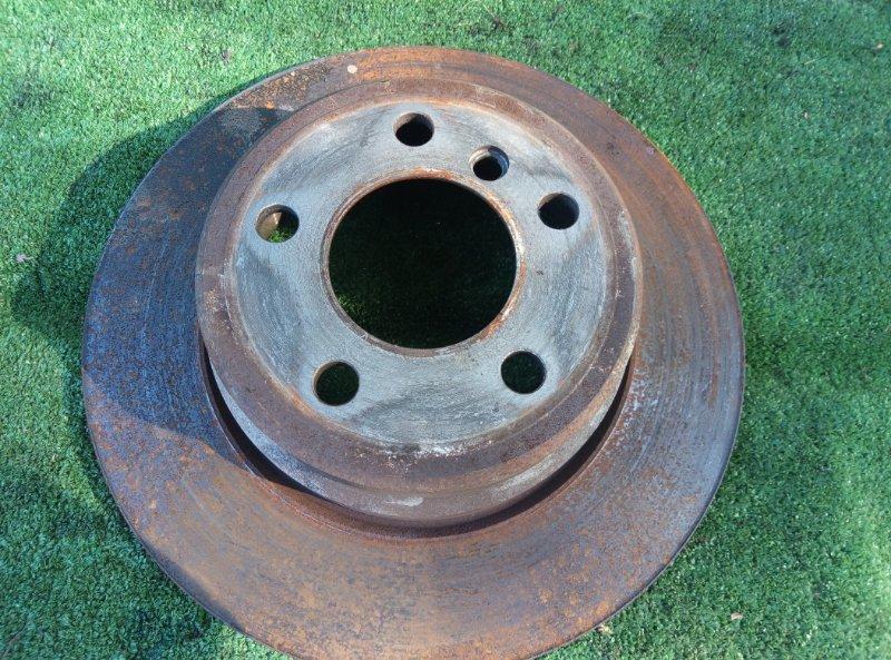 Тормозной диск Bmw X5 E53 M54B30 2005 задний правый