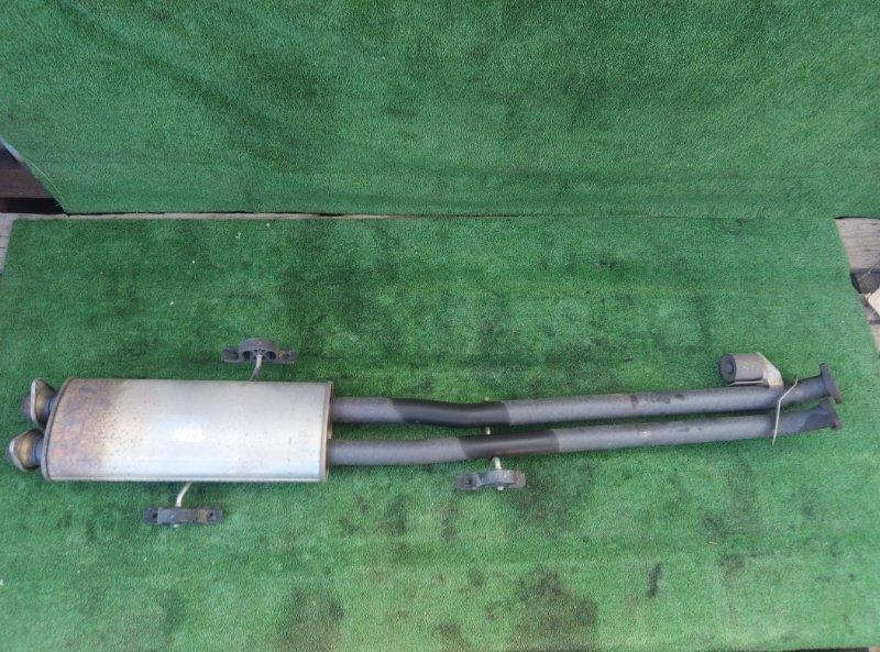 Глушитель Bmw X5 E53 M54B30 2005