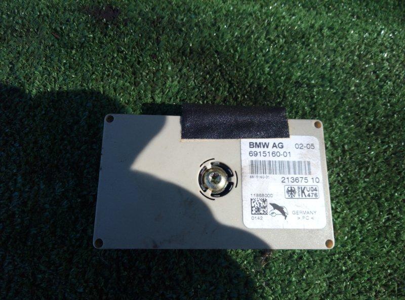 Усилитель антенны Bmw X5 E53 M54B30 2005