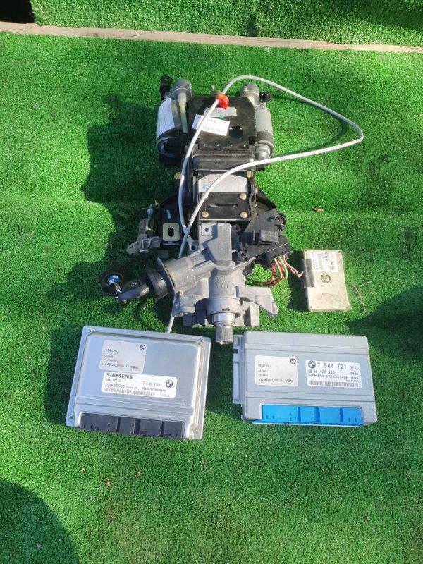 Имобилайзер Bmw X5 E53 M54B30 2005