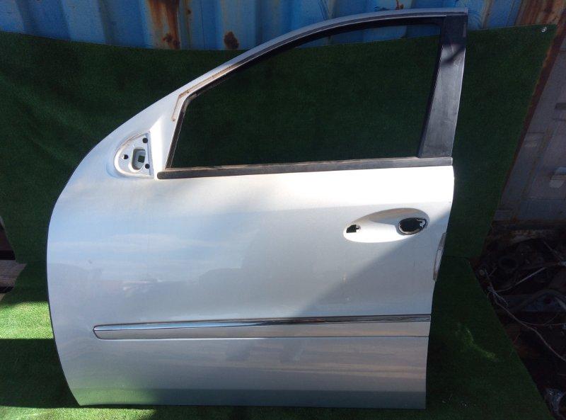Дверь Mercedes Benz 164.186 Ml350 4Matic W164.186 M272E35 2006 передняя левая