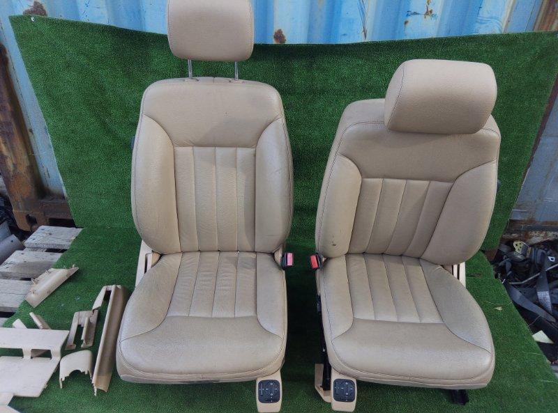 Сидения комплект Mercedes Benz Mercedes Benz M Class Ml500 W164.175 113.964 30 702635 2005