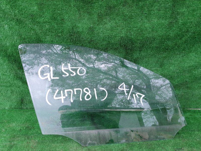 Стекло двери Mercedes Benz Gl-Class X164 M273E55 2007 переднее правое