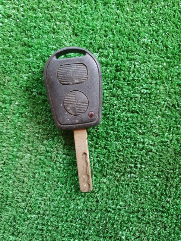Ключ Bmw X5 E53 M54B30 2005