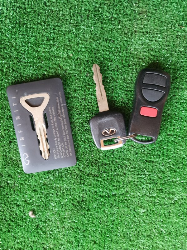 Ключ Infiniti Fx45 Fx35 S50 VK45DE 2004