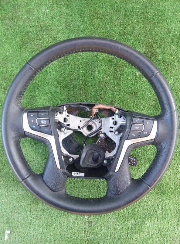 Руль Toyota Crown GRS210-AETXH 4GRFSE 2500CC 24-VALVE DOHC EFI 12.2012