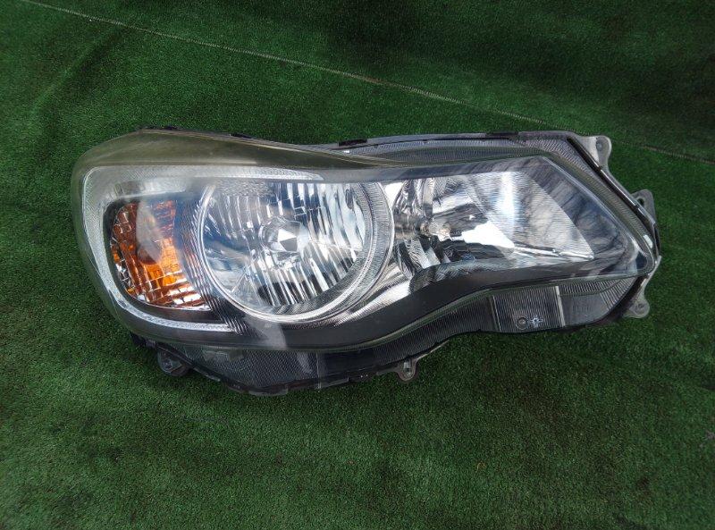 Фара Subaru Xv GP7 FB20 2012 передняя правая