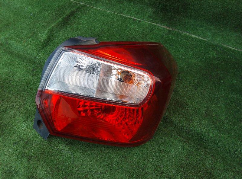 Стоп-сигнал Subaru Xv GP7 FB20 2012 задний правый