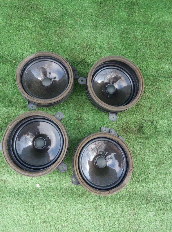 Комплект динамиков Subaru Xv GP7 FB20 2012