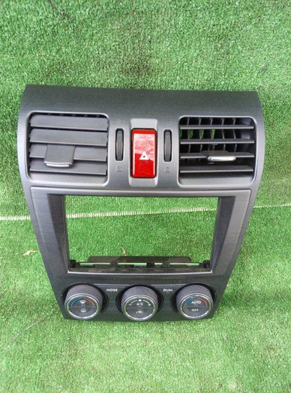 Блок управления климат-контролем Subaru Xv GP7 FB20 2012