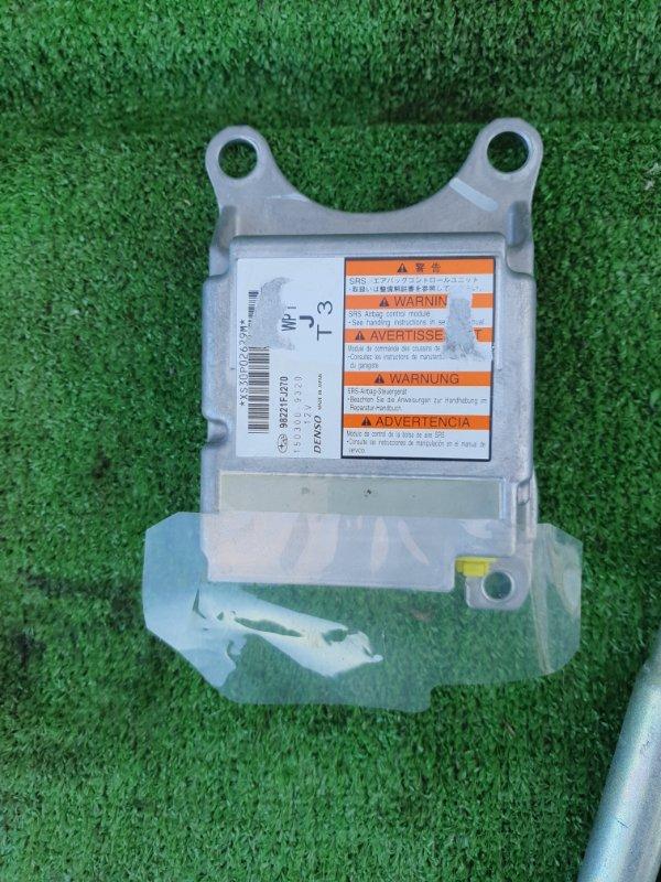 Блок управления airbag Subaru Xv GP7 FB20 2012