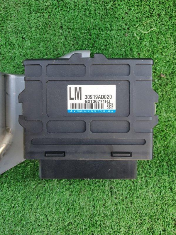 Блок управления акпп Subaru Xv GP7 FB20 2012
