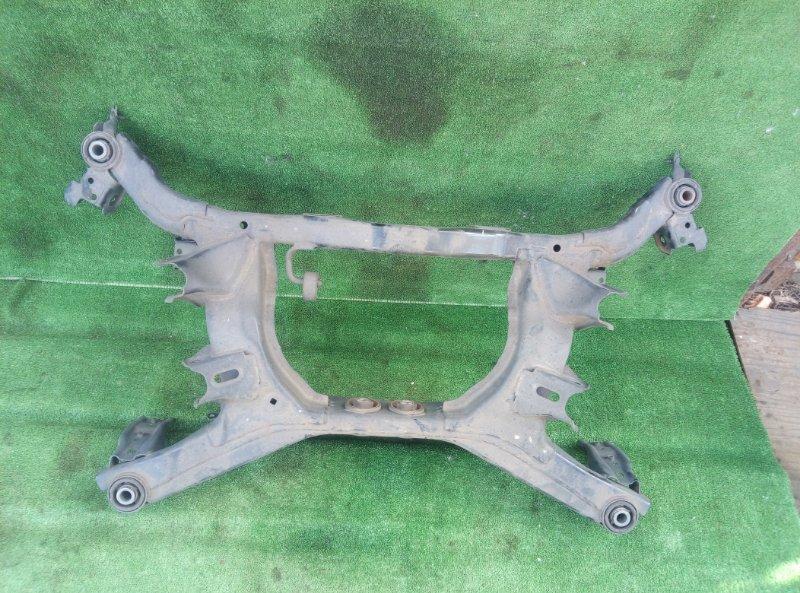 Балка подвески Subaru Xv GP7 FB20 2012 задняя