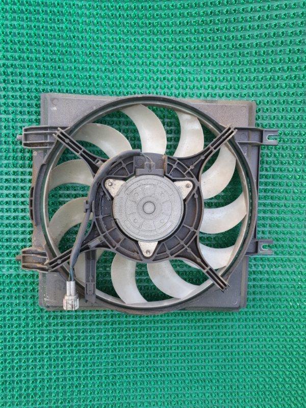 Вентилятор охлаждения Subaru Xv GP7 FB20 2012