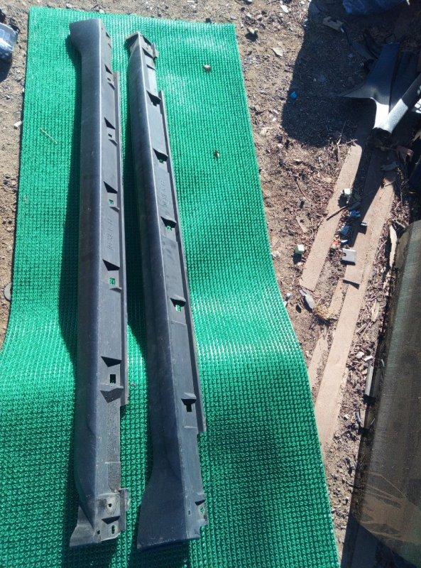 Порожек пластиковый Subaru Xv GP7 FB20 2012