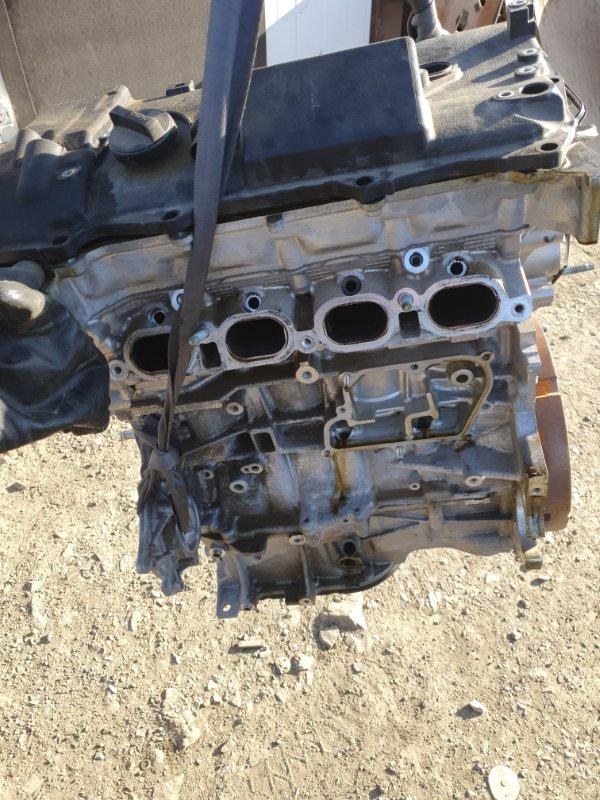 Двигатель Toyota Prius ZVW50-8004113 2ZR-6657800 2016