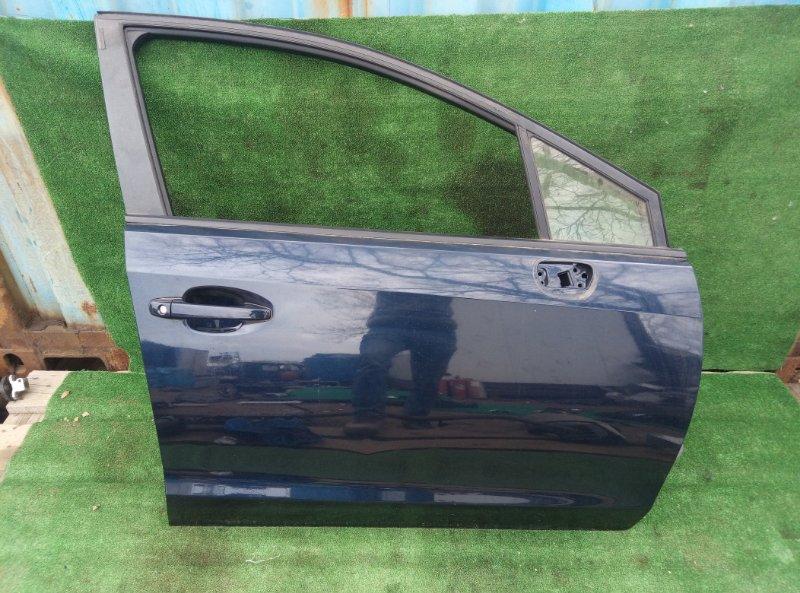 Дверь Subaru Xv GP7 FB20 2012 передняя правая