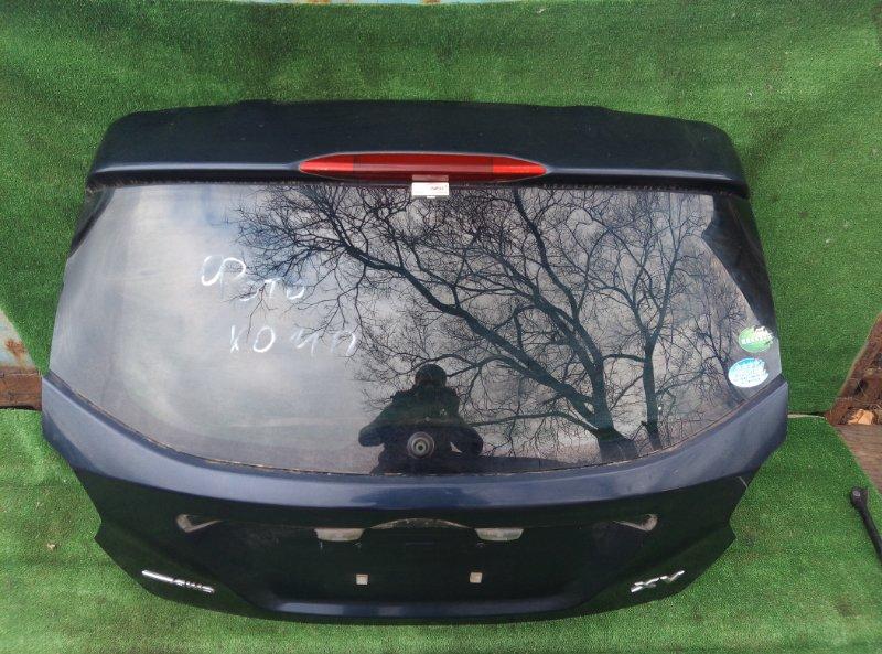 Дверь Subaru Xv GP7 FB20 2012 задняя