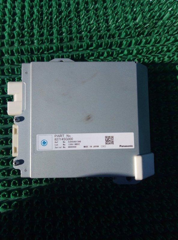 Электронный блок Subaru Xv GP7 FB20 2012