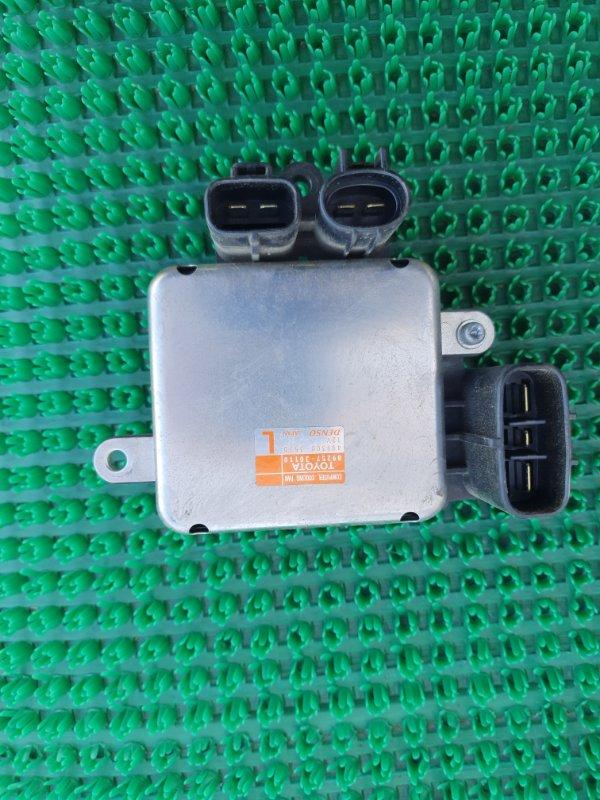 Блок управления вентилятором радиатора Toyota Crown GRS210-AETXH 4GRFSE 2500CC 24-VALVE DOHC EFI 12.2012