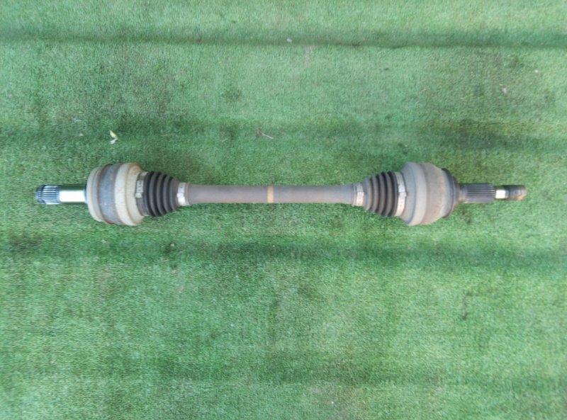 Привод , полуось Toyota Crown AWS210 2ARFSE 2013 задний левый