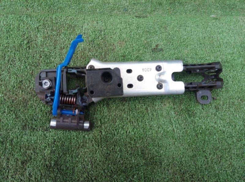 Механизм ручки двери Toyota Crown AWS210 2ARFSE 2013 задний правый