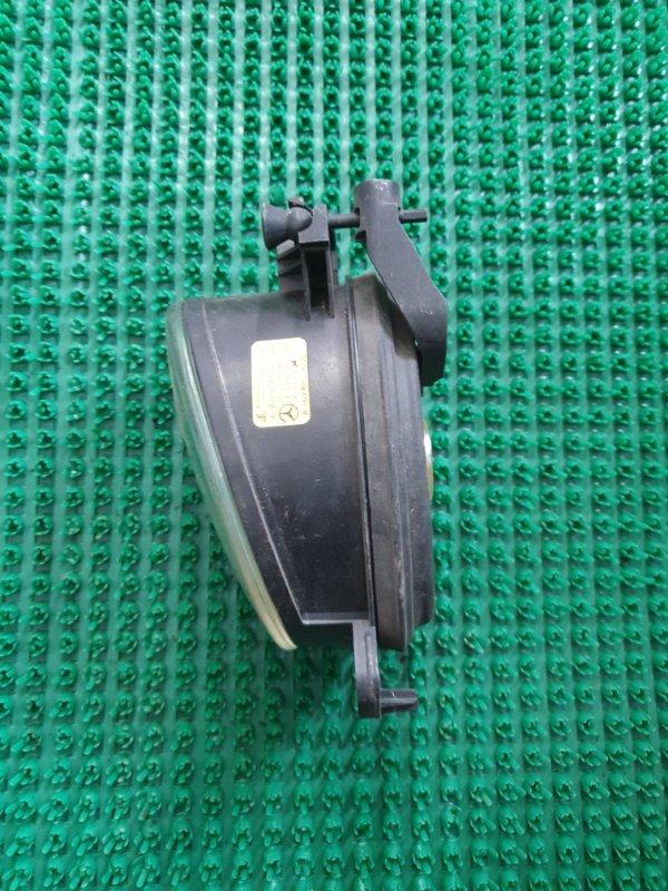 Противотуманная фара Mercedes Benz 164.186 Ml350 4Matic W164.186 M272E35 2006 правая