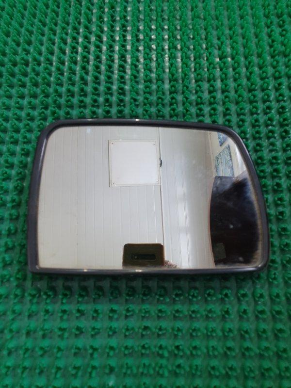 Полотно зеркала Bmw X5 E53 M54B30 2005 правое