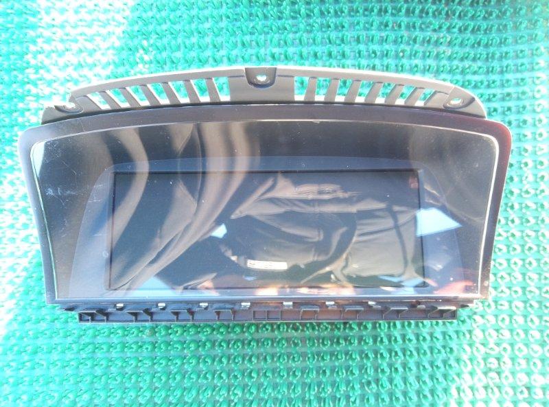 Дисплей бортового компьютера Bmw 7-Series E65 N62B44A 2004