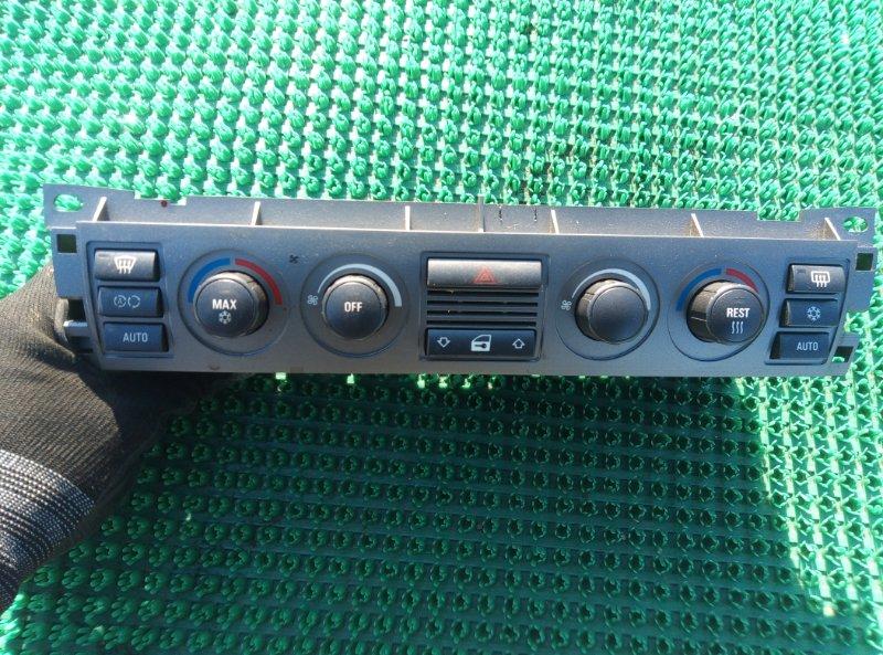 Блок управления климат-контролем Bmw 7-Series E65 N62B44A 2004