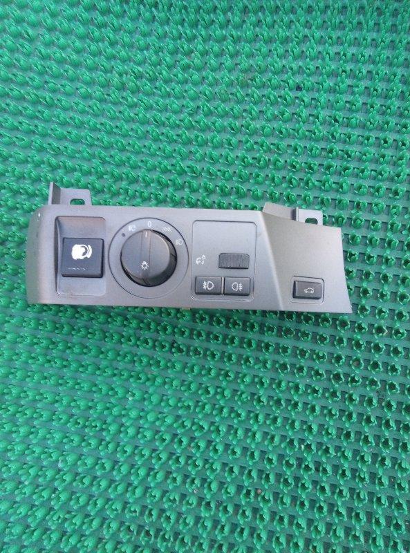 Блок управления светом Bmw 7-Series E65 N62B44A 2004