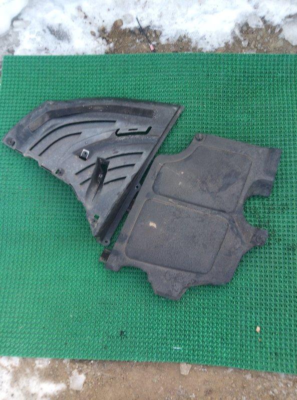 Пластм. защита над радиатором Bmw 7-Series E65 N62B44A 2004
