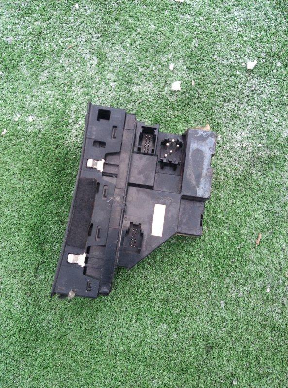 Блок управления стеклоподъемниками Bmw X5 E53 M54B30 2000 передний левый