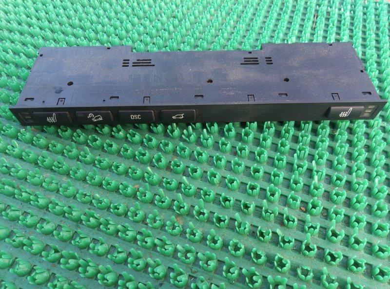 Блок управления комфортом Bmw X5 E53 M54B30 2000