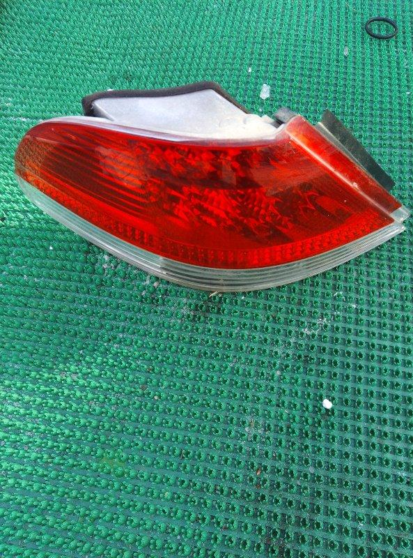 Стоп-сигнал Bmw 7-Series E65 N62B44A 2004 задний левый