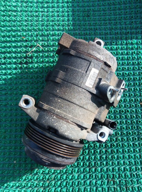 Компрессор кондиционера Bmw X5 E53 M54B30 2000