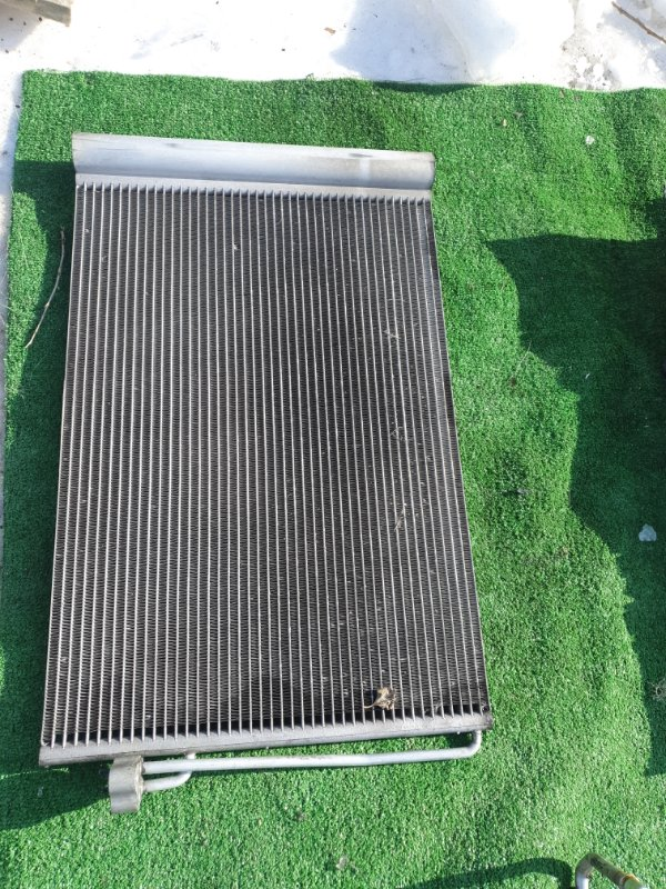 Радиатор кондиционера Bmw 7-Series E65 N62B44A 2004