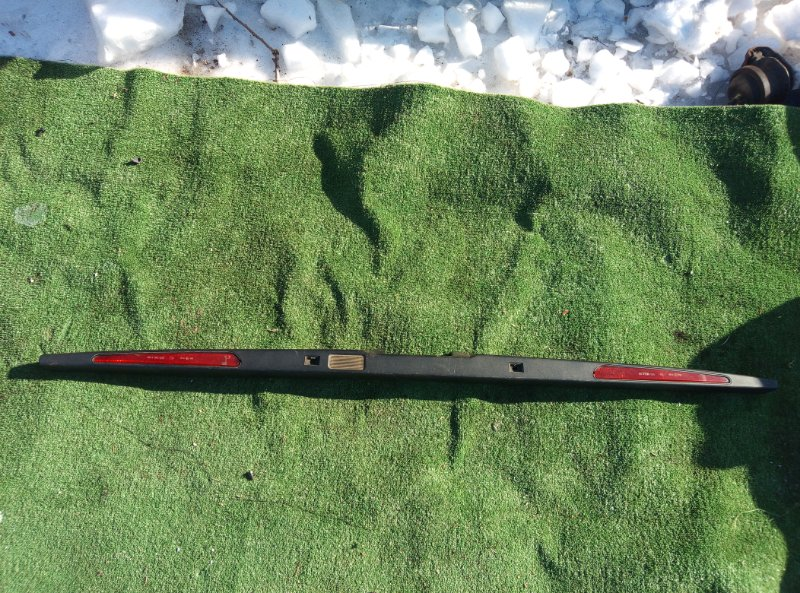 Накладка багажника Bmw X5 E53 M54B30 2000