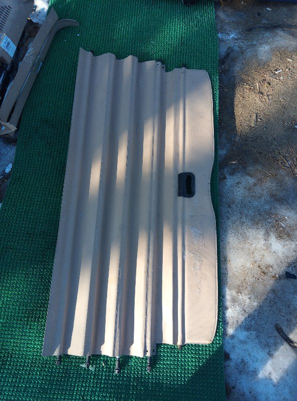 Полка багажника Bmw X5 E53 M54B30 2000