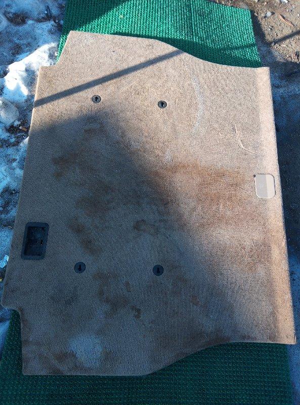 Пол багажника Bmw X5 E53 M54B30 2000