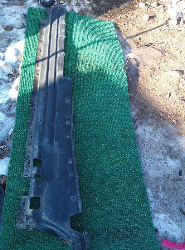 Защита днища кузова Bmw X5 E53 M54B30 2000 левая