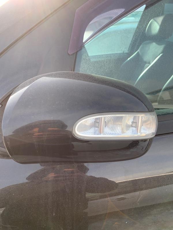 Зеркало Mercedes Benz 164.186 Ml350 4Matic W164.186 M272E35 2005 левое